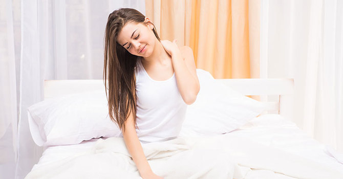 5 Reasons Why You Might Be Waking Up Sore. image